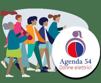 Agenda politica 54 Donne elettrici